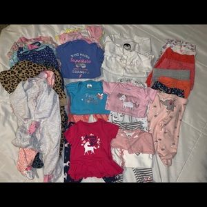 Girls clothing 3-6 month! Like new condition!